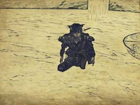 Valene crouched on the floor, sending shadow attack after shadow attack.