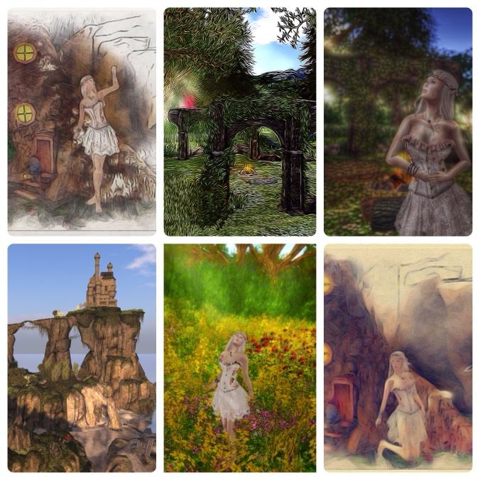Gwyneth Visits Beautiful Places