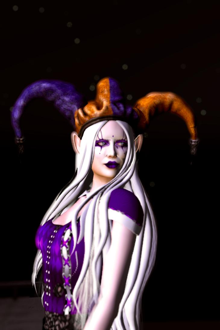 Tarot Photoshoot 3 - Girl in Purple_003
