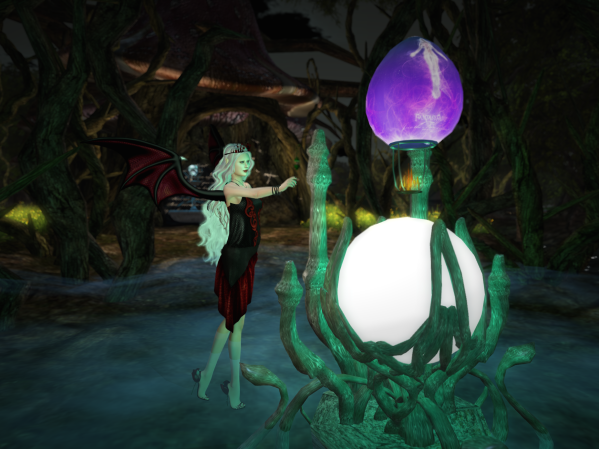 Actually, the Faire is providing summoning orbs, this year, which is so nice of them!