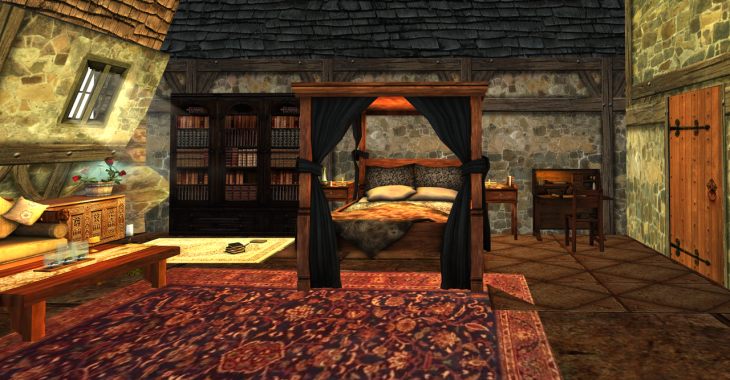 The Steward's Chambers at MystHaven.