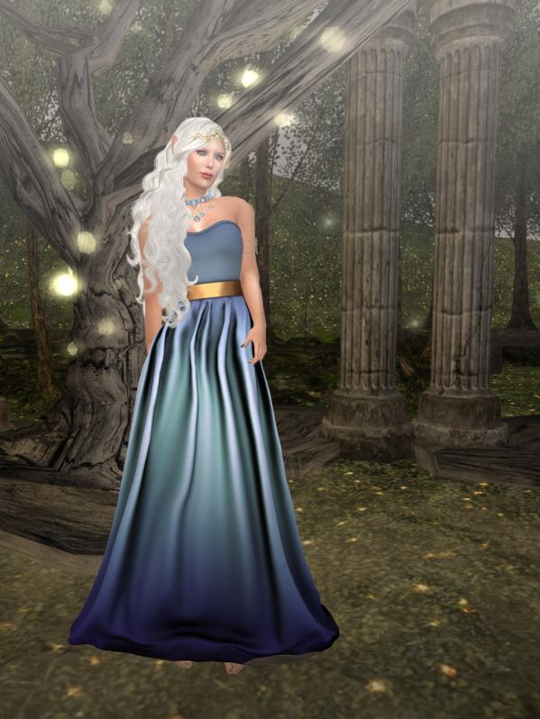 The Belle Epoque Dress