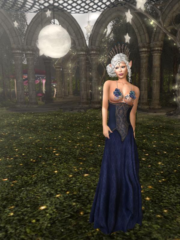 Faida and Fallen Gods, Berenice