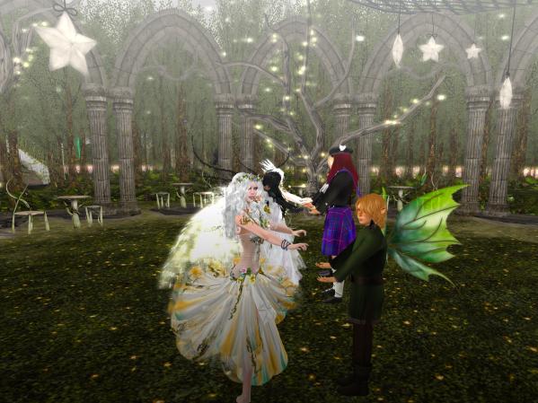 In fact, we made everyone dance!
