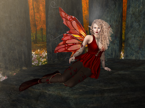 Bad Faerie BLOG - 1