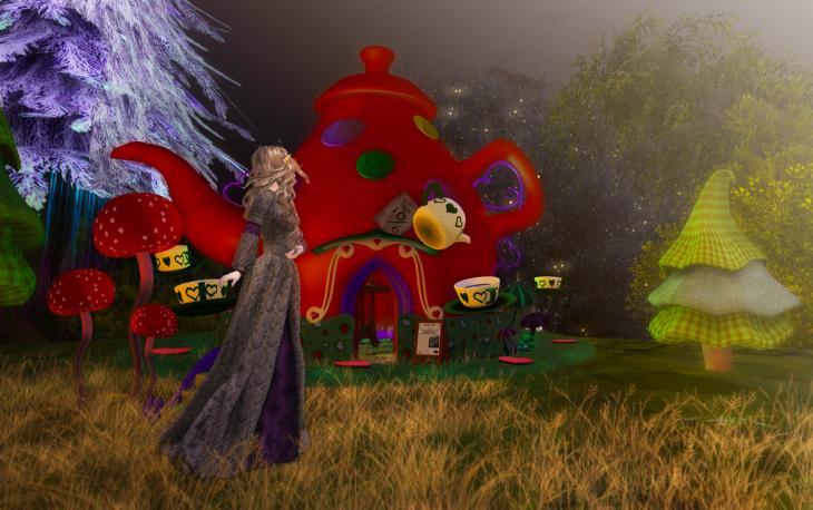 Gwyneth in Tinkers BLOG - 1