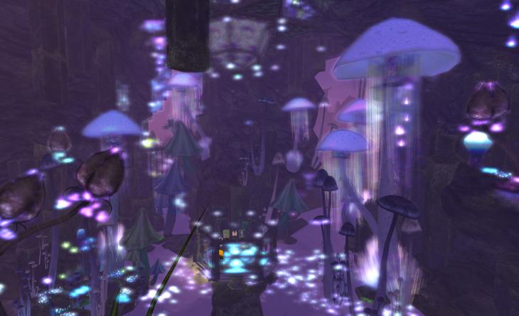 Gwyneth in Otherworld BLOG - 6