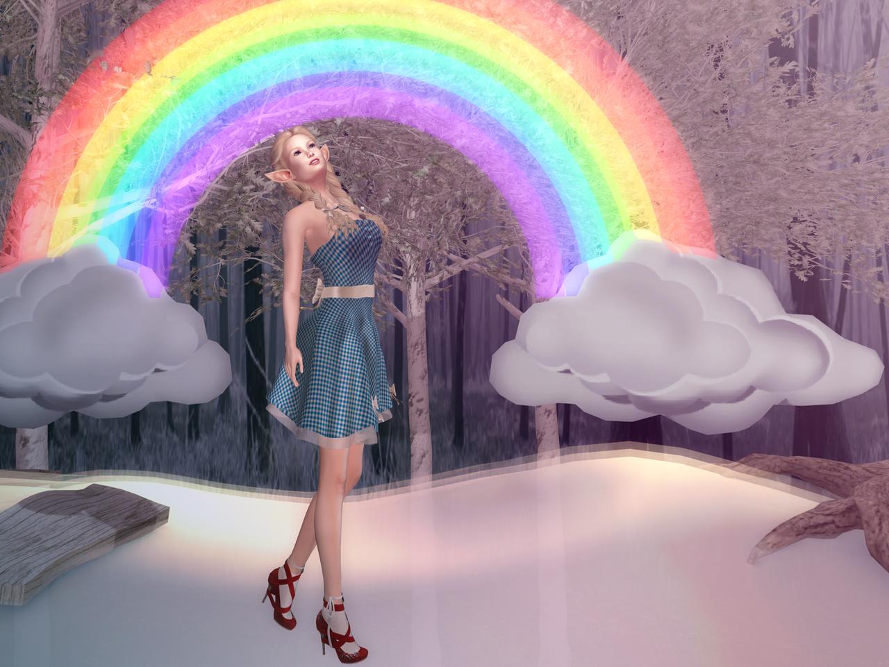 Over the Rainbow BLOG - 1
