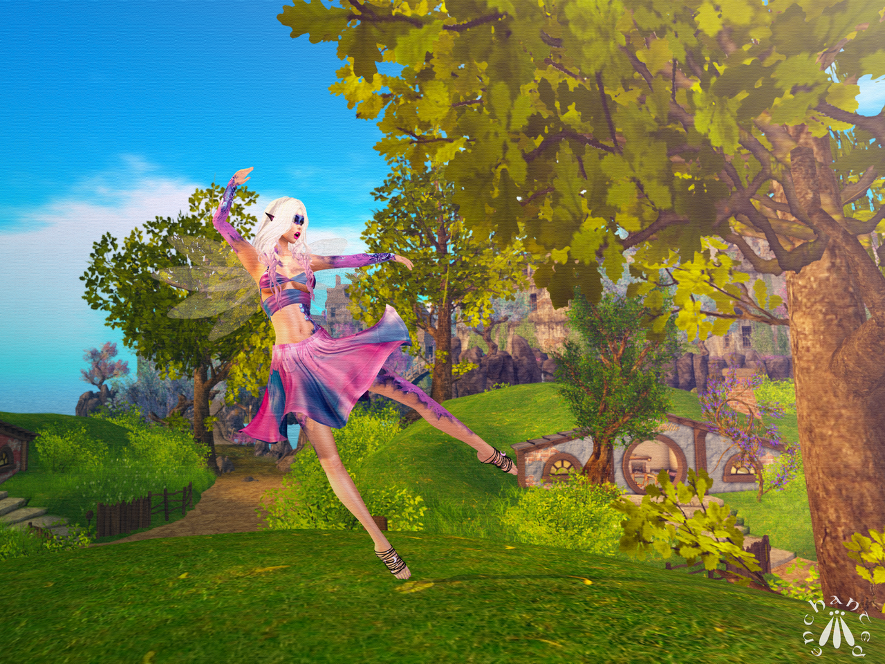 Dancing on the Hill BLOG - 1