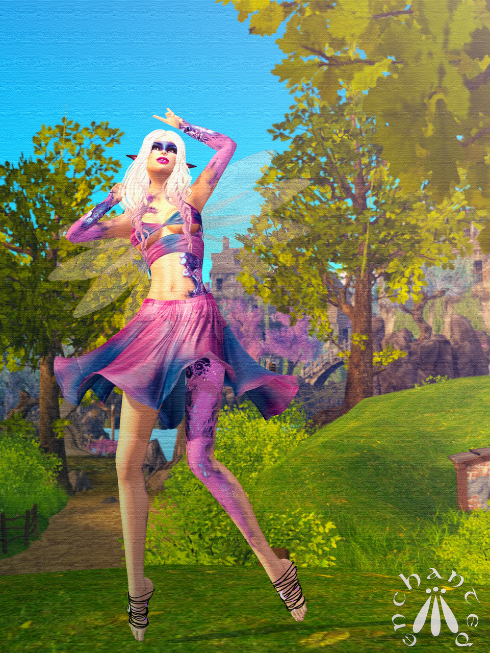 Dancing on the Hill BLOG - 2