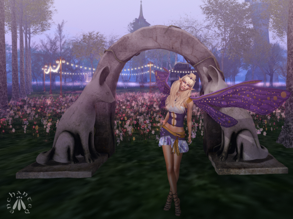 Faery At Night BLOG - 1