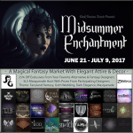 Midsummer Enchantment - Event Poster 2017 V3