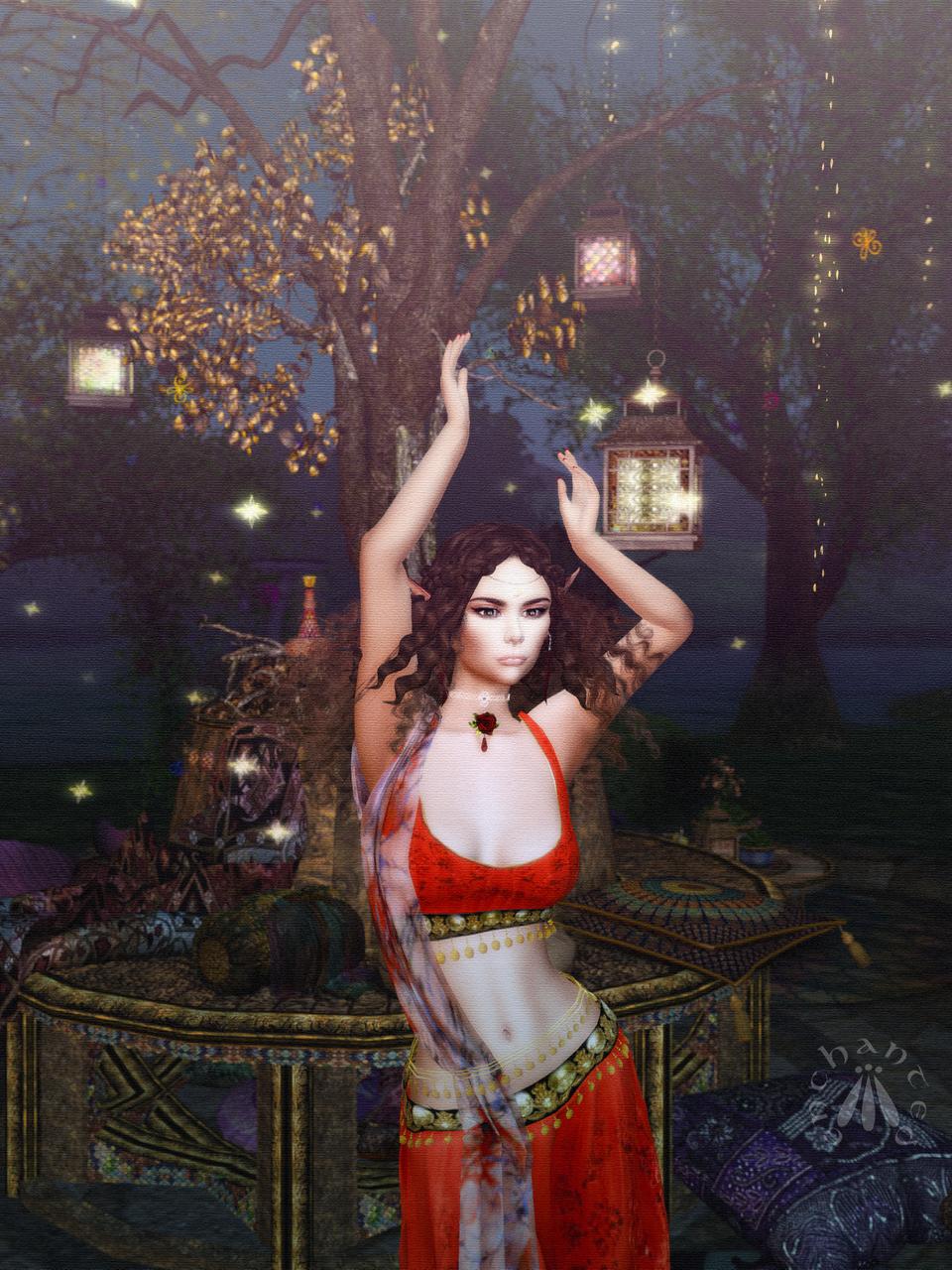 Dancing under the lantern tree BLOG - 2