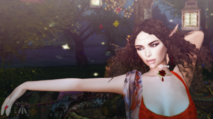 Dancing under the lantern tree BLOG - 4