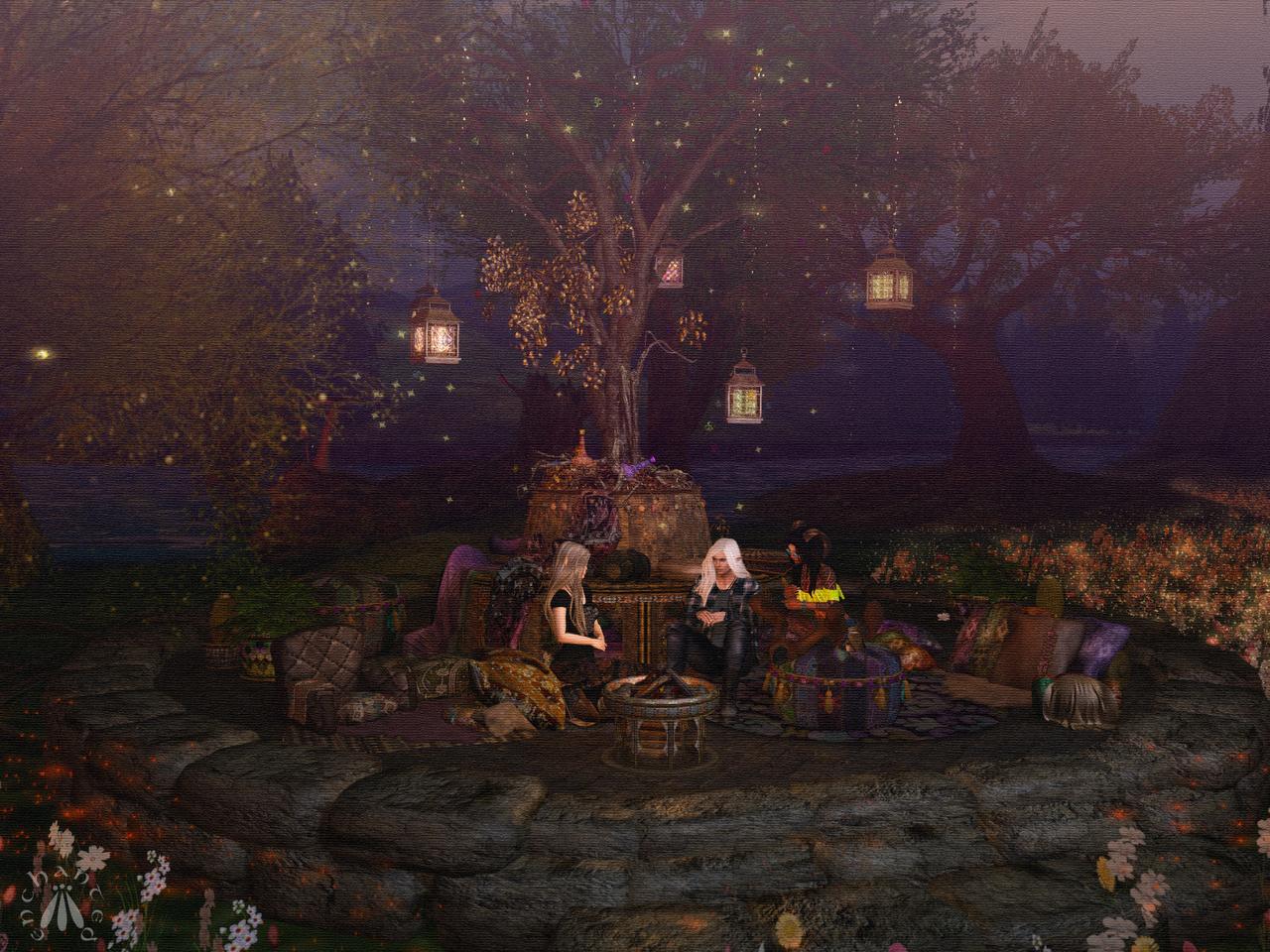 Under the Lantern Tree BLOG - 17