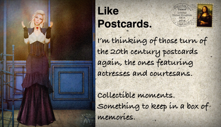 Postcards BLOG - 1