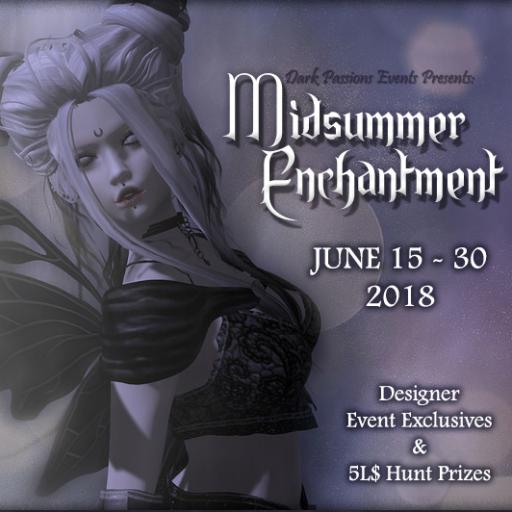 Midsummer Enchantment 2018 - Square