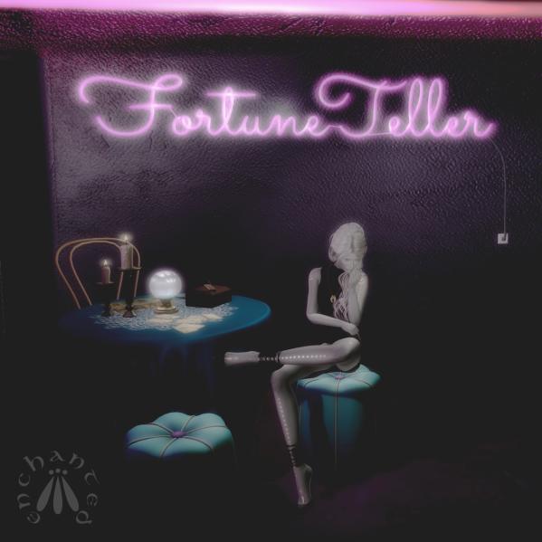 Fortuneteller BLOG - 1