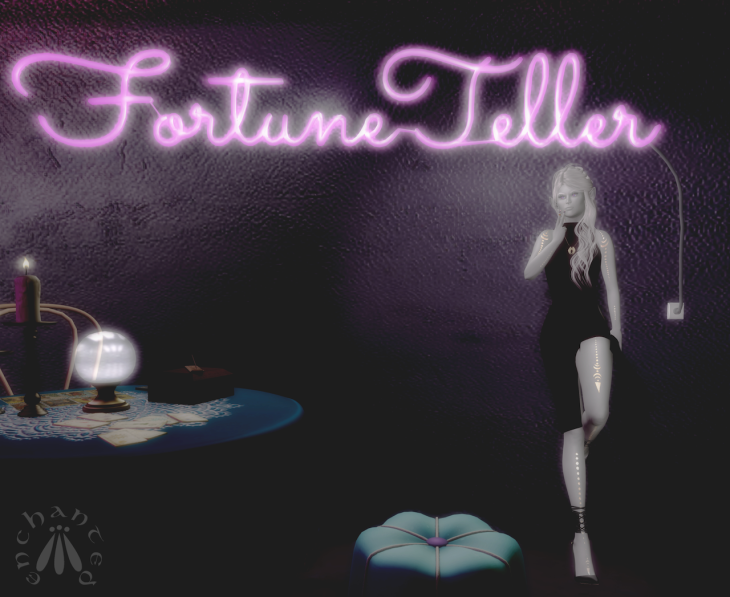 Fortuneteller BLOG - 2