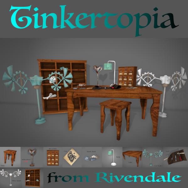 Tinkertopia SL