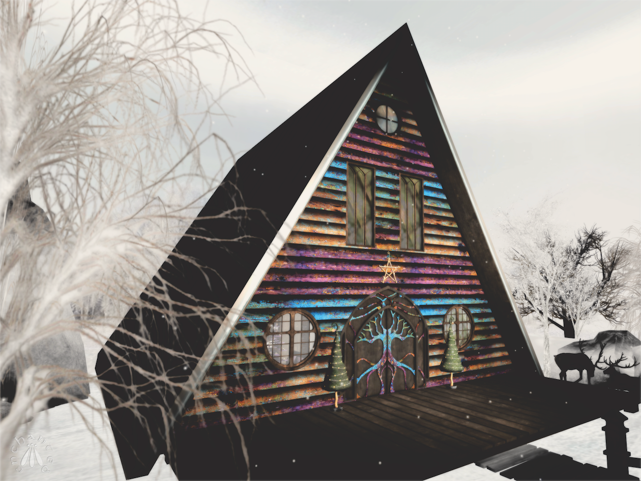 Winter's Hollow II BLOG - 1