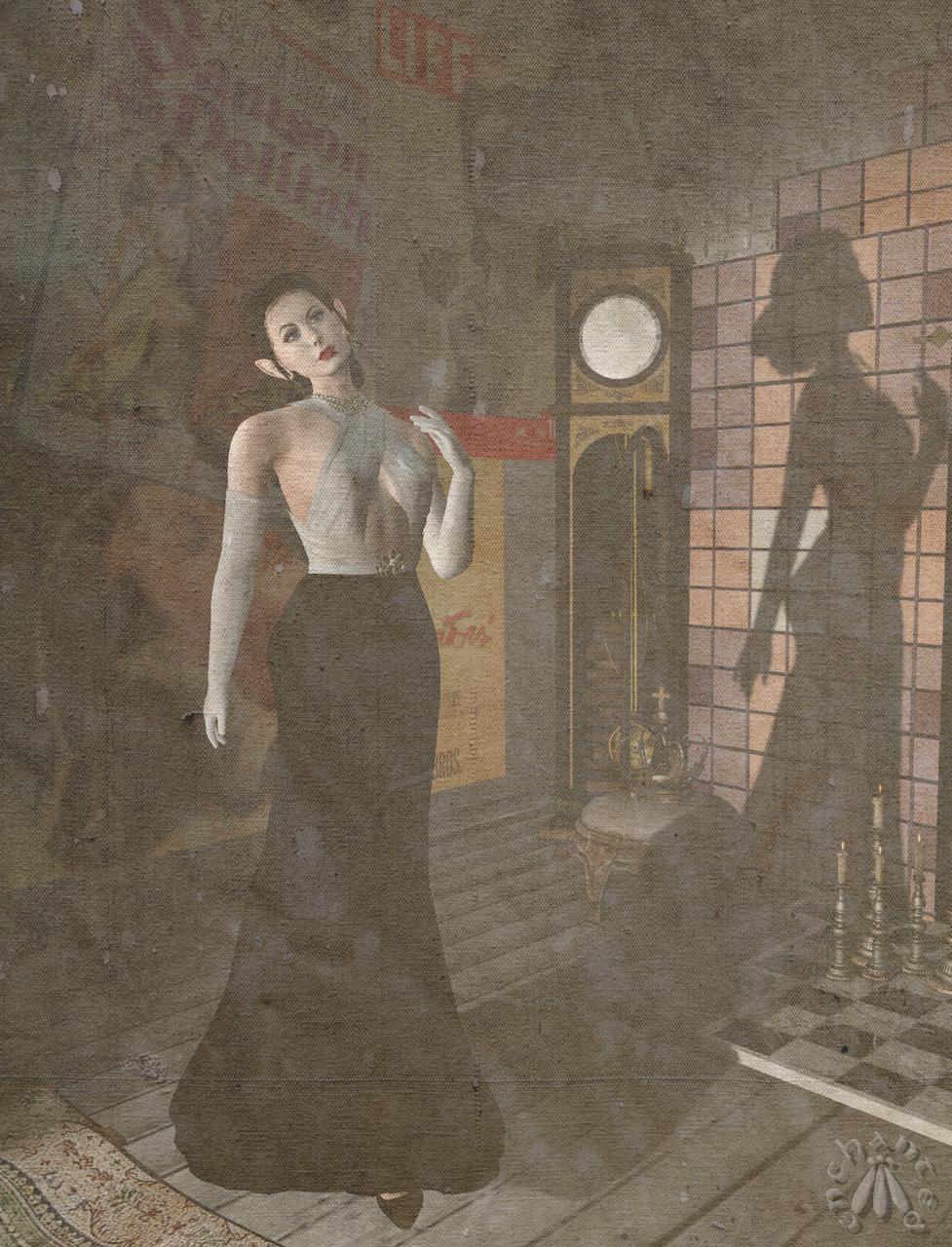 Heddy Lamarr's Attic BLOG - 1