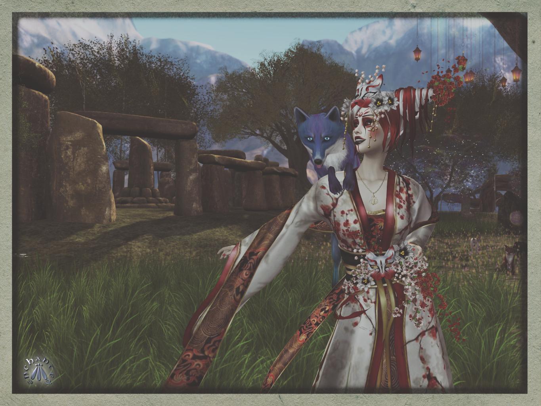 enchantment kitsune 3 edit - 15 BLOG