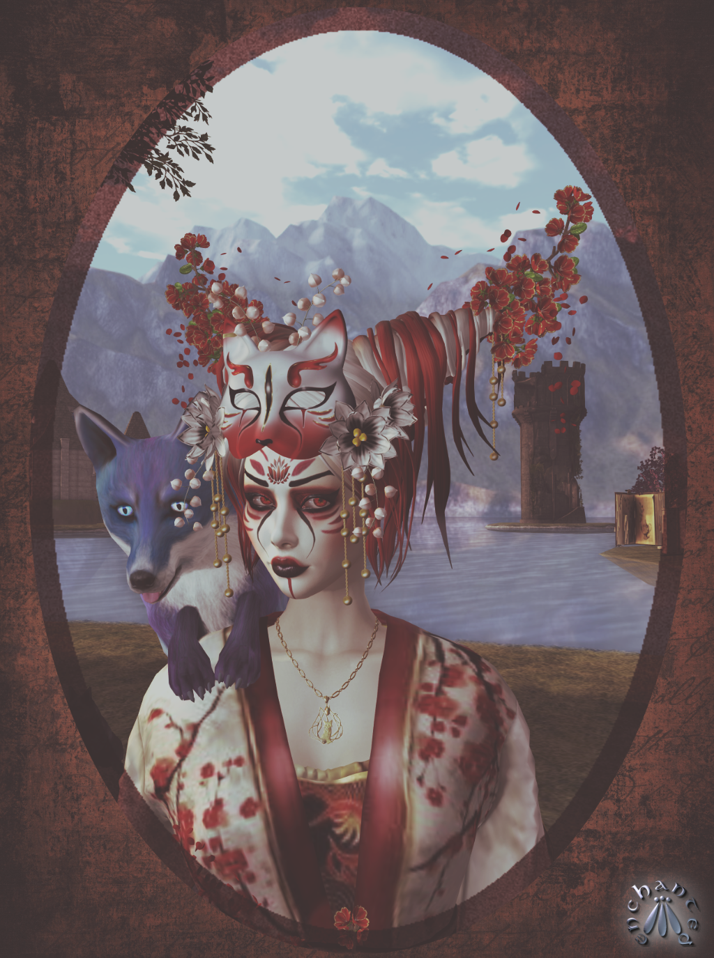 enchantment kitsune 3 edit - 19 BLOG