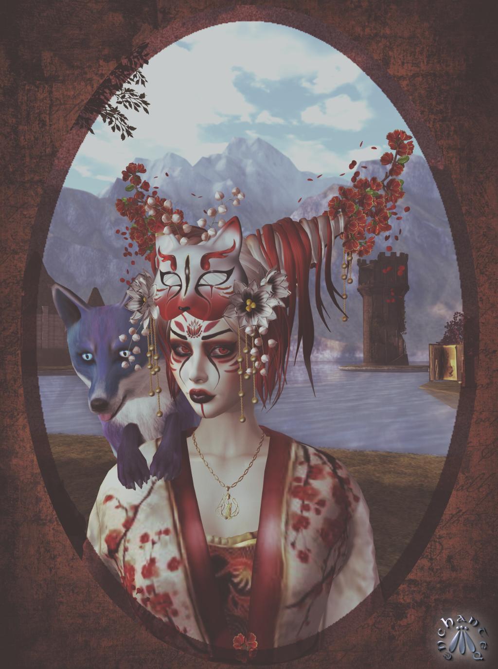 enchantment kitsune 3 edit - 19 BLOG