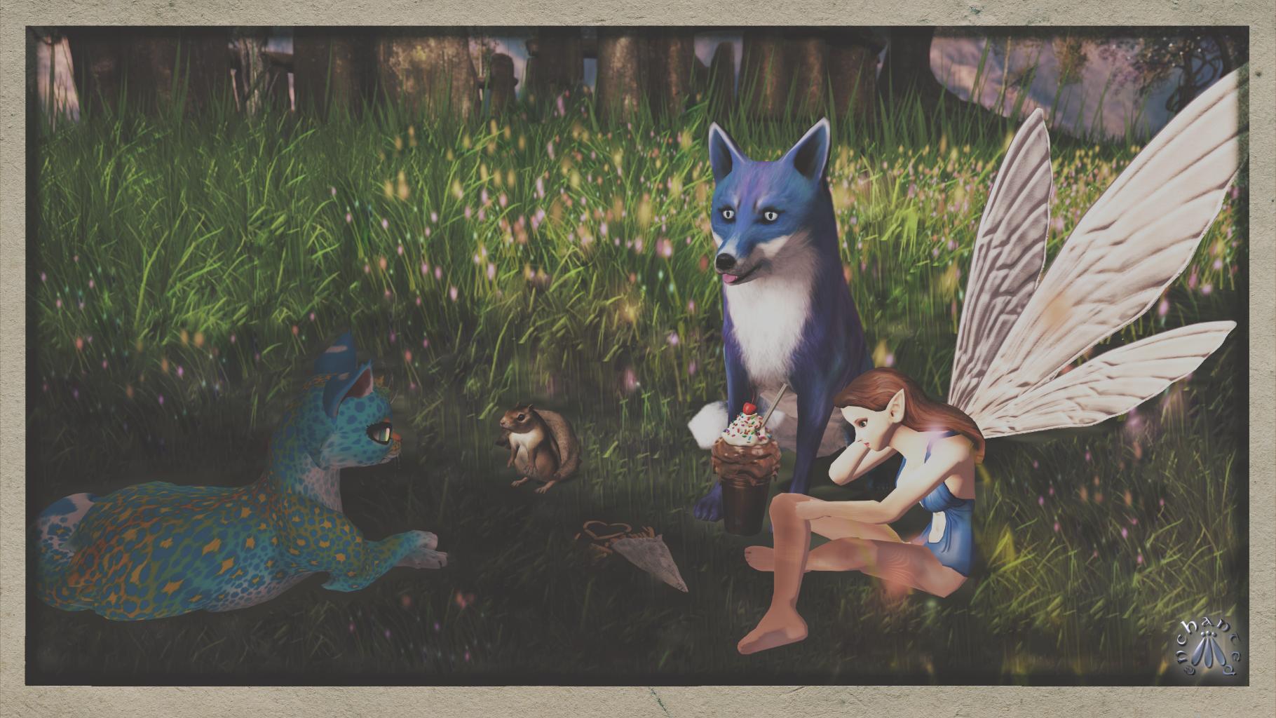 enchantment kitsune 3 edit - 7 BLOG