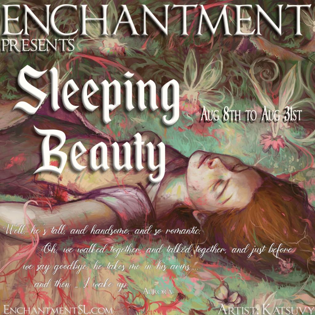 Enchantment Presents- Sleeping Beauty - August 2020